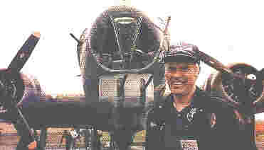 Wally and B-17.