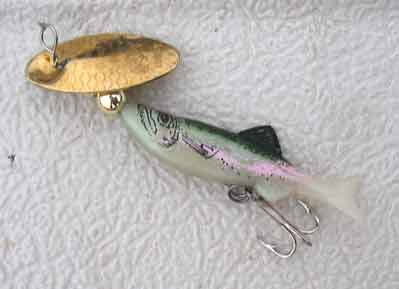 go fishing: the best trout fishing lures, Fly Fishing Bait